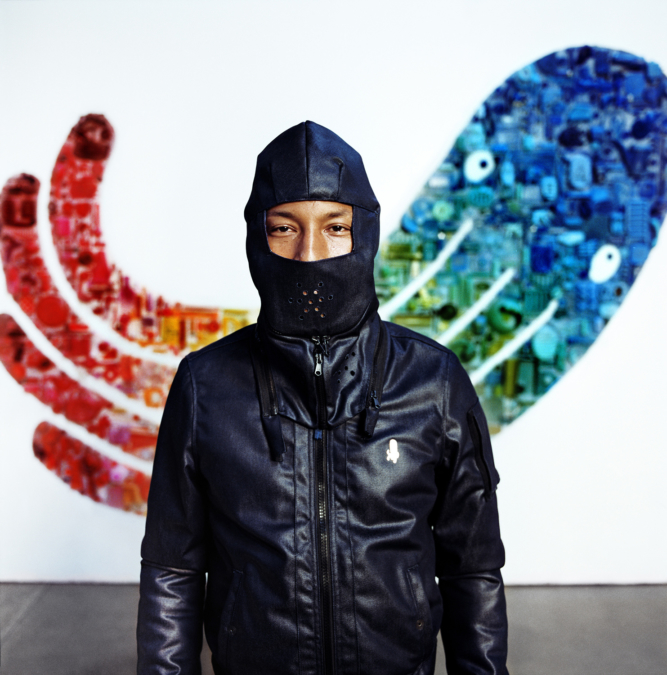 G Star Raw For The Oceans 2015 Pharrell Williams Copyright Anton Corbijn 01