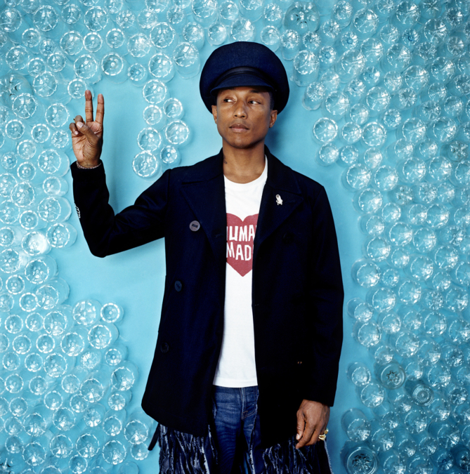 G Star Raw For The Oceans 2015 Pharrell Williams Copyright Anton Corbijn 02