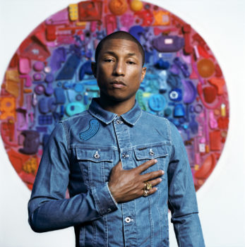 G Star Raw For The Oceans 2015 Pharrell Williams Copyright Anton Corbijn 00