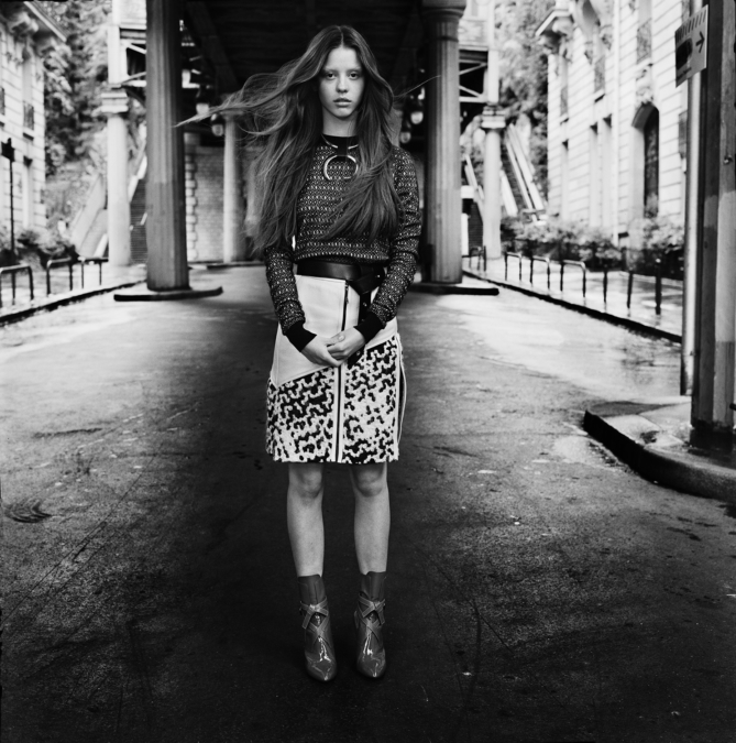 Louis Vuitton Fashion Paris 2014  Copyright Anton Corbijn 01