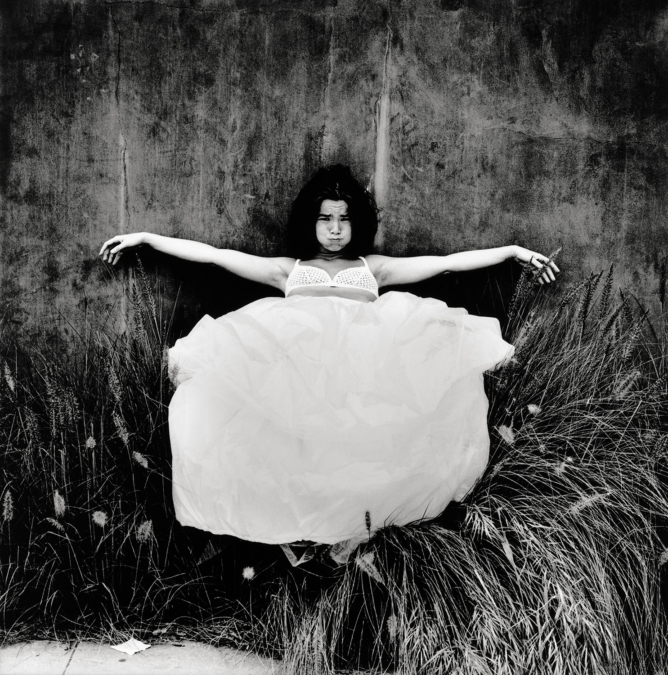 Björk Los Angeles 1994 Copyright Anton Corbijn 00
