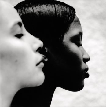 Christy Turlington And Naomi Campbell Dublin 1993 Copyright Anton Corbijn 00