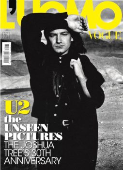 Luomo Vogue Bono Cover