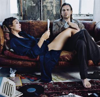 Maggie Gyllenhaal And Ewan Mc Gregor New York 2014 Copyright Anton Corbijn 00