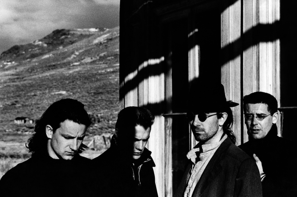 U2 Death Valley 1986 Copyright Anton Corbijn 05
