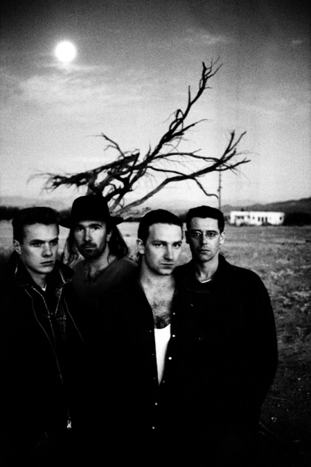 U2 Death Valley 1986 Copyright Anton Corbijn 08