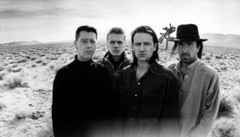 U2 Death Valley 1986 Copyright Anton Corbijn 01