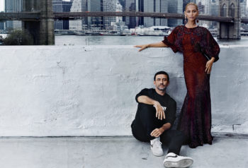 Beyonce Knowles And Riccardo Tisci New York 2015 Copyright Anton Corbijn 00