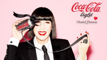 Ellen Von Unwerth Coca Cola Chantal Thomas1