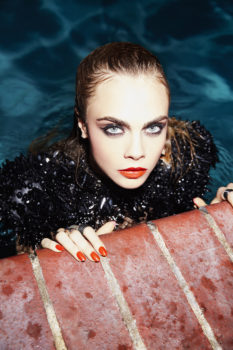 Ellen  Von  Unwerth  The  Sunday  Times  Style  Cara  Delevingne 10