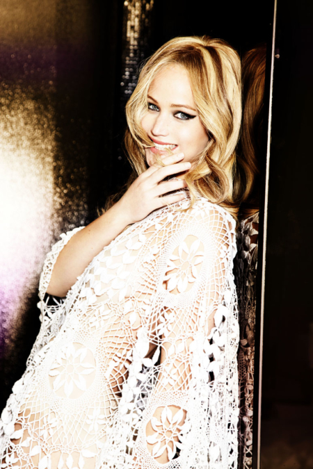 Ellen  Von  Unwerth  Vanity  Fair  Jennifer  Lawrence 7