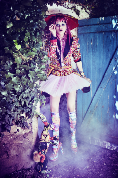 Ellen Von Unweth Vogue Japan4