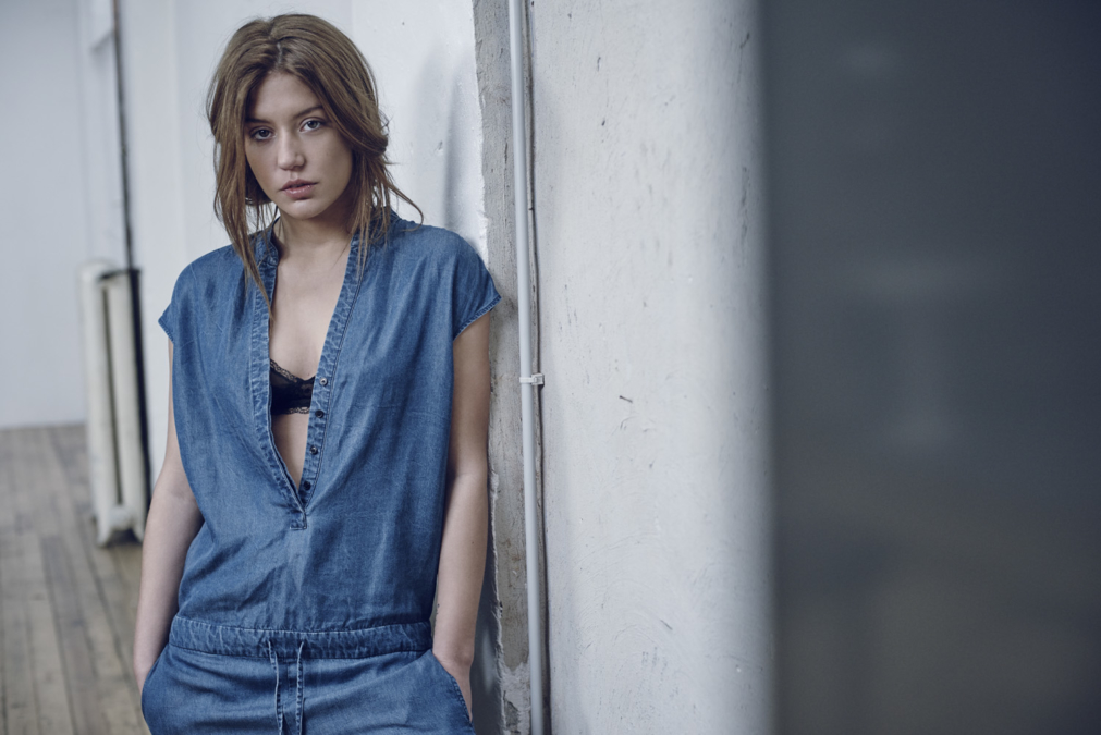Eric Guillemain Adele Exarchopoulos 1