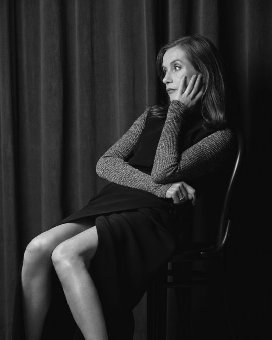 Eric  Guillemain  Air  France  Madame  Isabelle  Huppert 7
