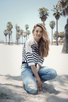 Eric Guillemain Shailene Woodley5