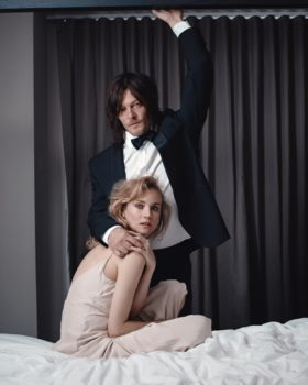 Eric Guillemain Diane Kruger Norman Ruudus Gq 9