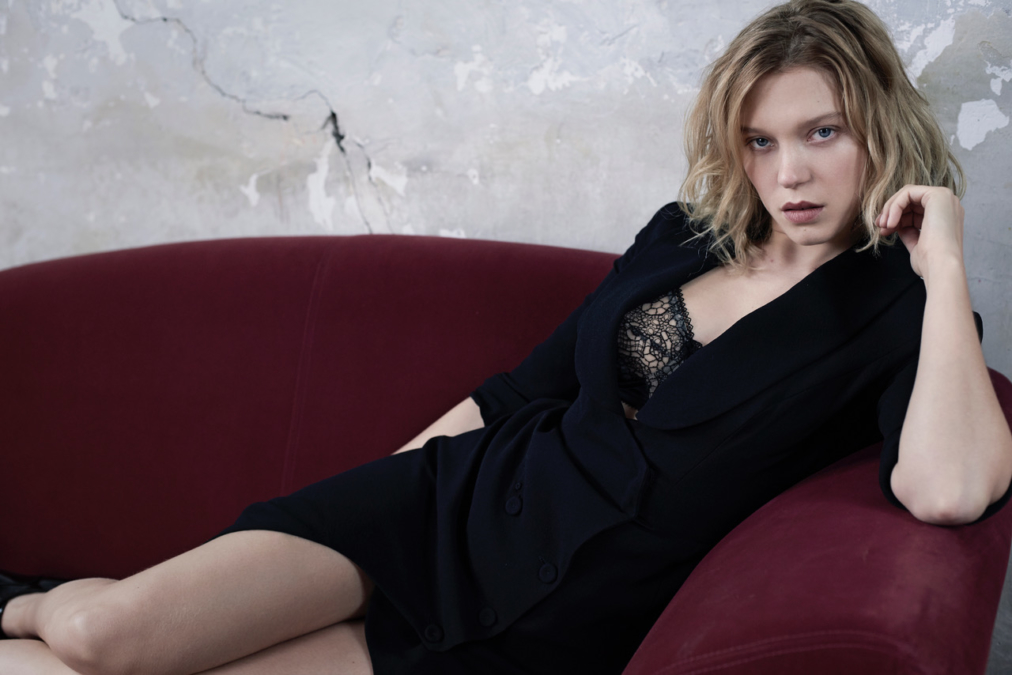 Lea Seydoux Gq 2 Eric Guillemain