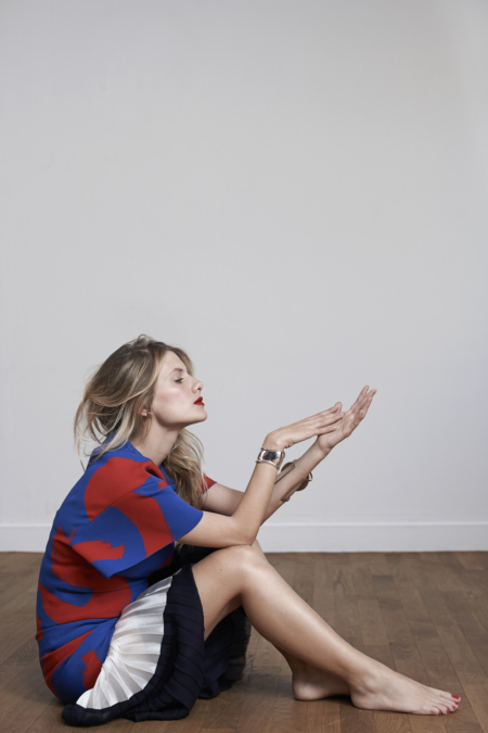 Eric Guillemain Mélanie Laurent S Moda6