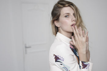 Eric Guillemain Mélanie Laurent S Moda5