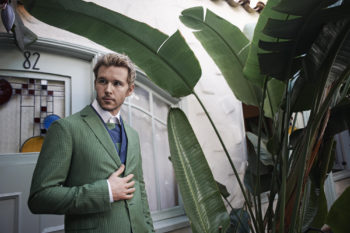 Eric Guillemain Luomo Vogue Ryan Kwanten 5