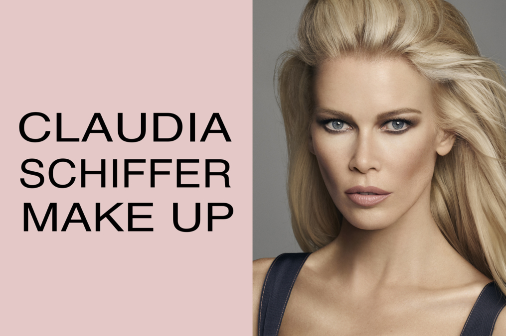 Luigi  Iango  Claudia  Schiffer Make Up2