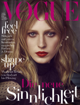 Luigi Iango Vogue Germany Julia Nobis1