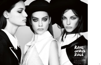 Luigi Iango Vogue Japan New Girls 1