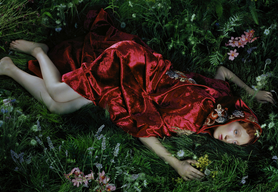 Miles  Aldridge  Numero  Art  Botticelli 2