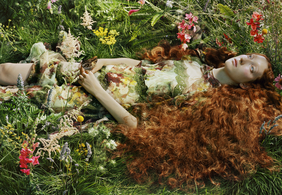 Miles  Aldridge  Numero  Art  Botticelli 3