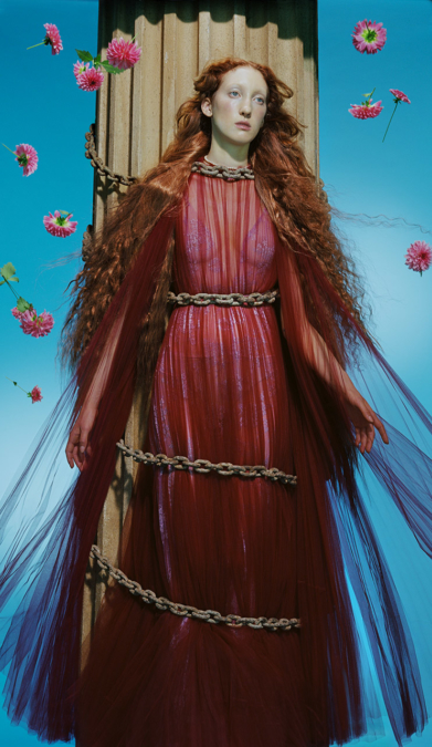Miles  Aldridge  Numero  Art  Botticelli 4