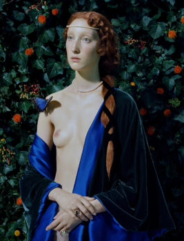 Miles  Aldridge  Numero  Art  Botticelli 1