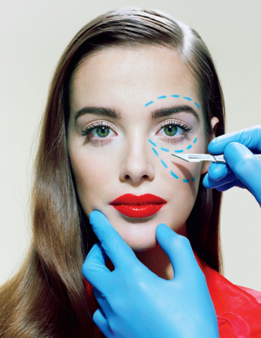 Miles Aldridge Time Nip  Tuck  Or Else 1