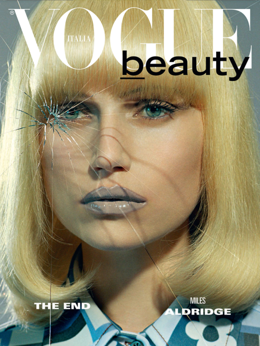 Miles Aldridge Vogue Italia Beauty 2017 6