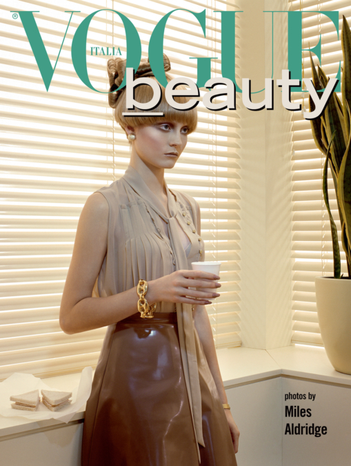 Miles Aldridge Vogue Italia Beauty Covers11