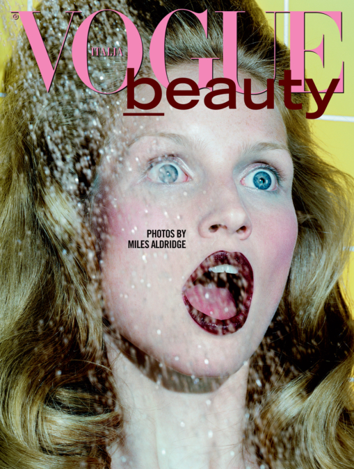 Miles Aldridge Vogue Italia Beauty Covers13
