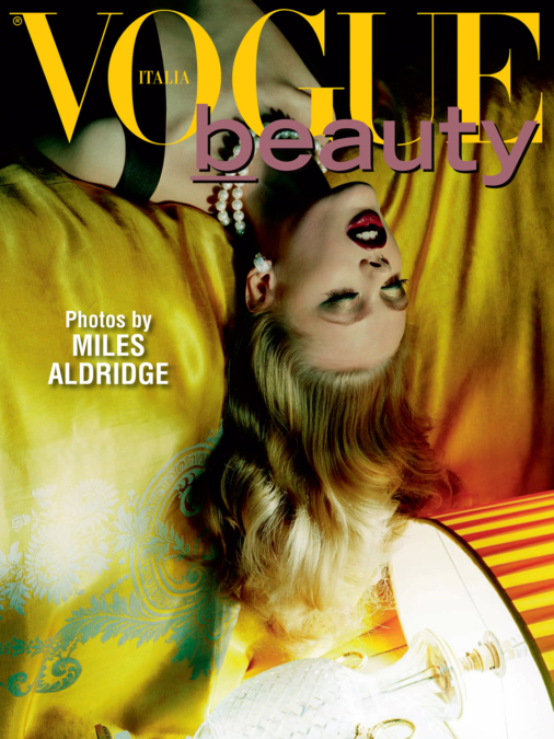 Miles Aldridge Vogue Italia Beauty Covers14