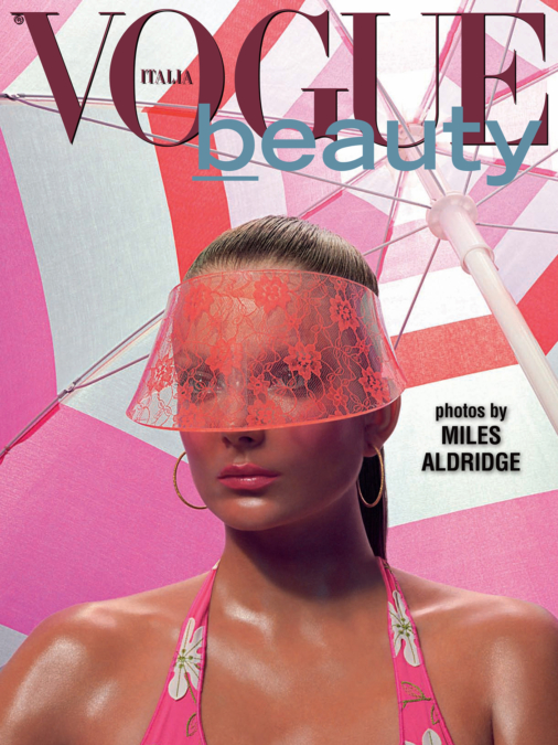 Miles Aldridge Vogue Italia Beauty Covers15