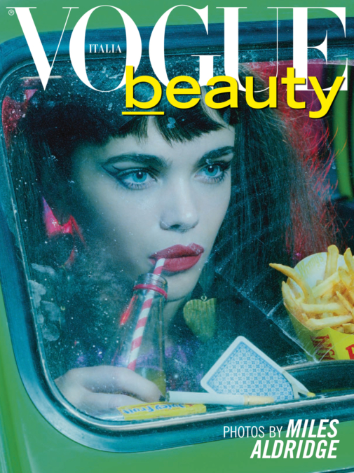 Miles Aldridge Vogue Italia Beauty Covers17