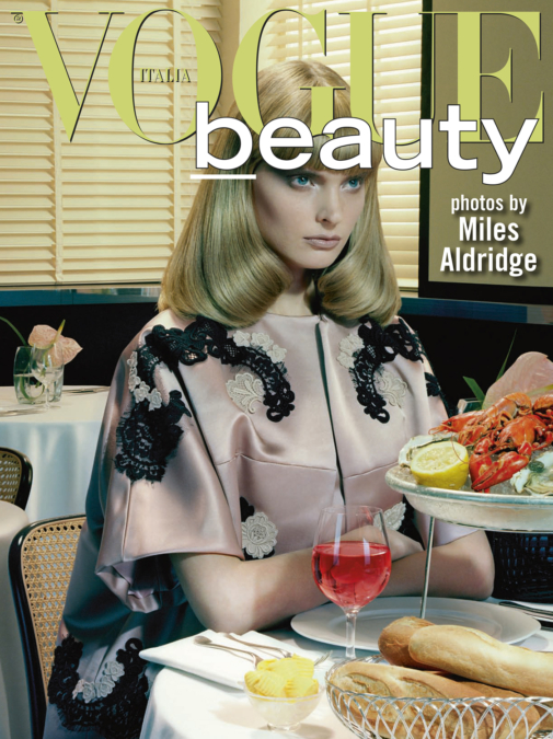 Miles Aldridge Vogue Italia Beauty Covers18