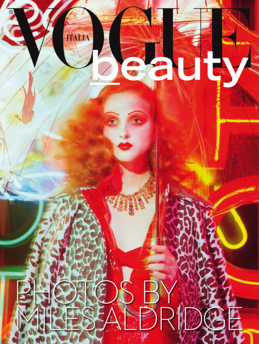 Miles Aldridge Vogue Italia Beauty Covers19