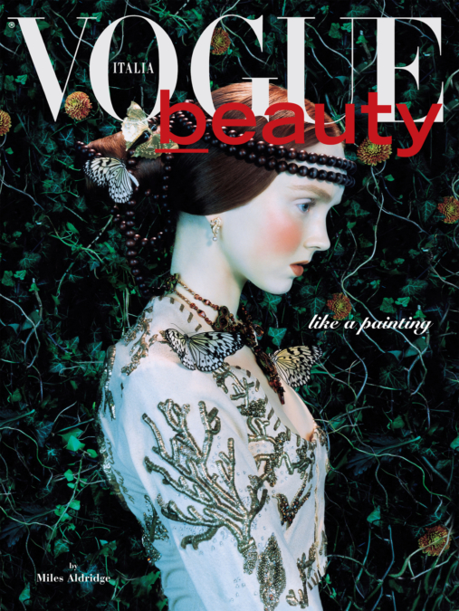 Miles Aldridge Vogue Italia Beauty Covers2