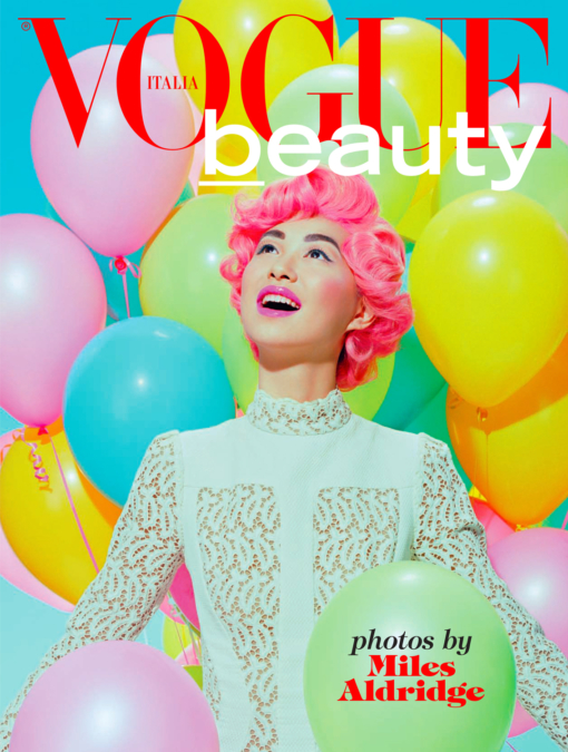 Miles Aldridge Vogue Italia Beauty Covers20