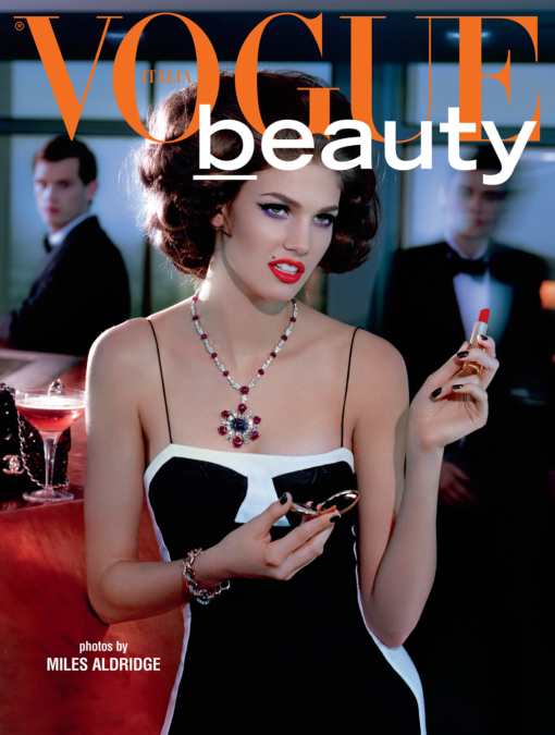 Miles Aldridge Vogue Italia Beauty Covers6