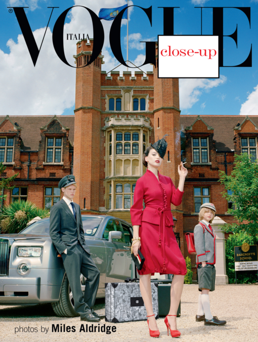 Miles Aldridge Vogue Italia Beauty Covers8