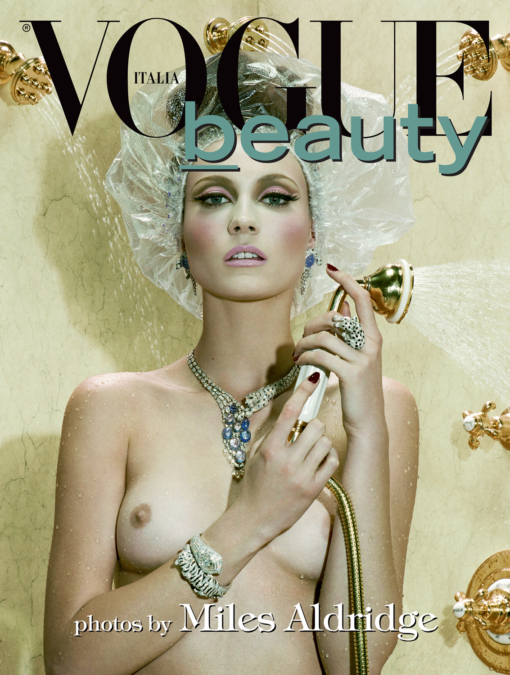 Miles Aldridge Vogue Italia Beauty Covers9