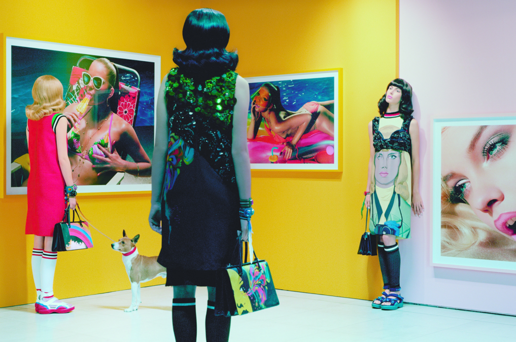 Miles Aldridge Vogue Italia Prada3