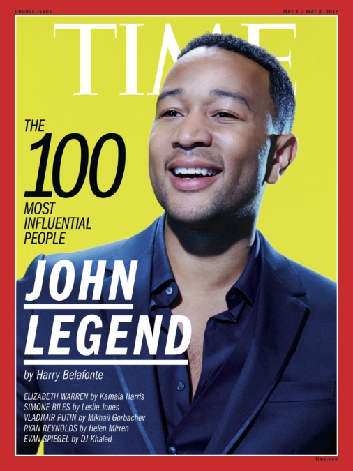 Miles Aldridge Time 100 John Legend 1