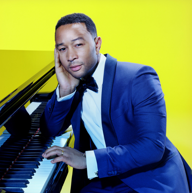 Miles Aldridge John Legend Time