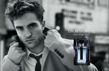 Peter Lindbergh Dior16 Robert Pattinson Logo2