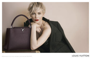 Peter Lindbergh Louis Vuitton Michelle Williams 9